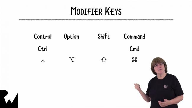 Video 2: Keyboard Shortcuts