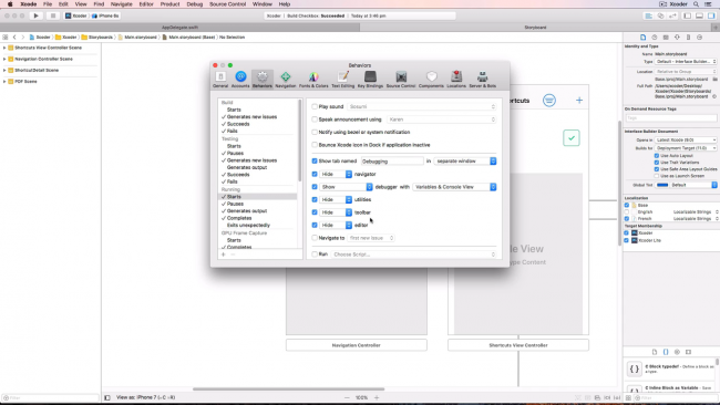 New Course: Xcode Tips and Tricks   raywenderlich com