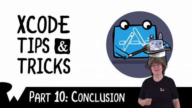 Video 10: Conclusion