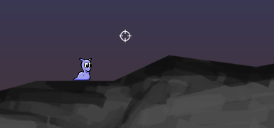 a 2D Grappling Hooks Game