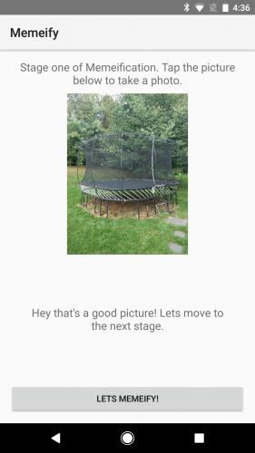 memefy screenshot