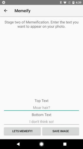 11. Enter Text Activity