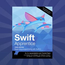 Swift Apprentice Updated for Swift 4
