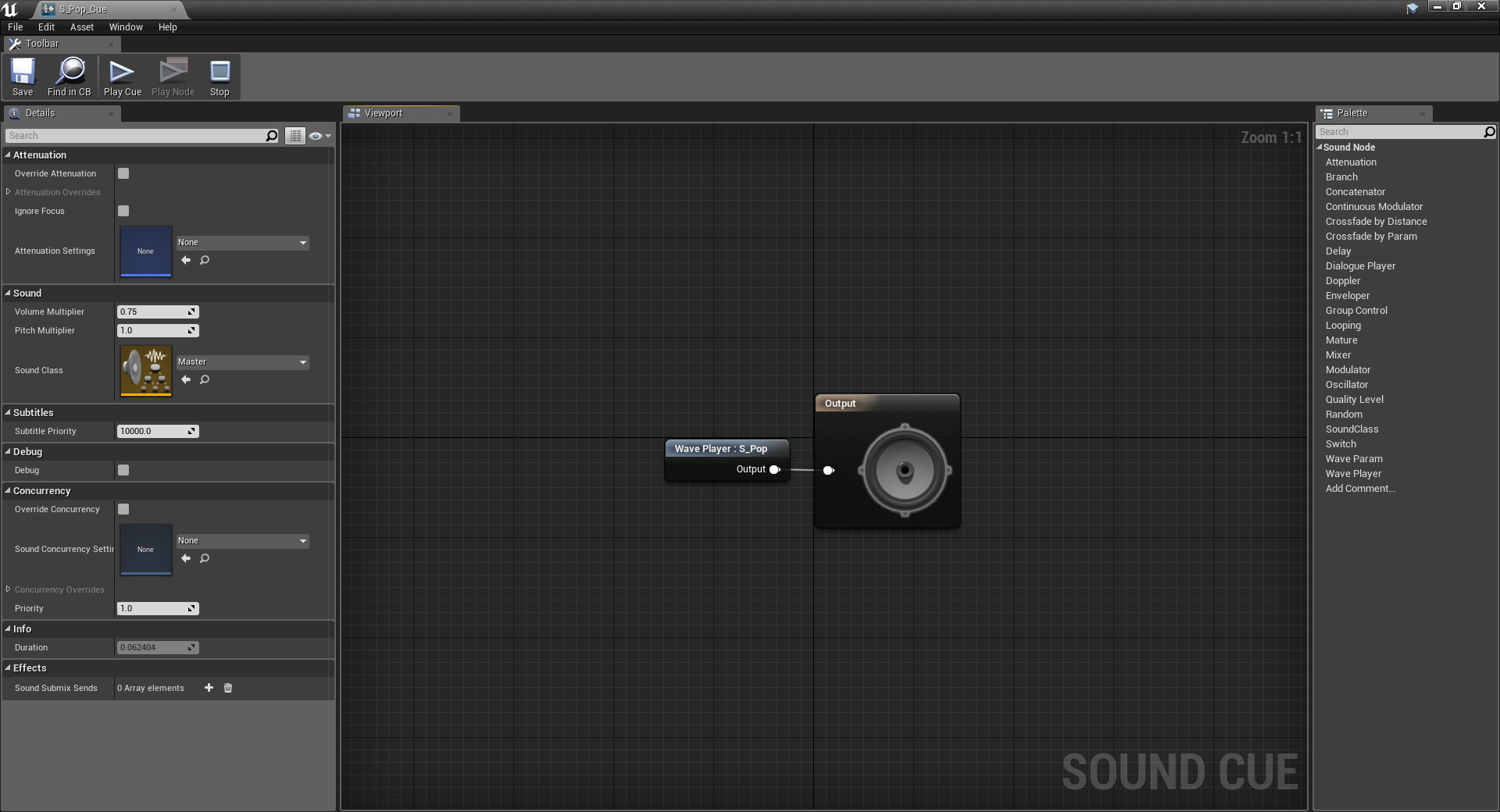 Unreal Engine 4 Audio Tutorial | raywenderlich com
