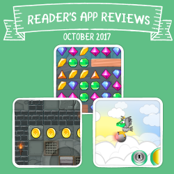 Readers' App Reviews – October 2017