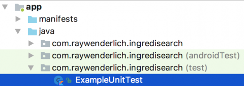 Android Unit Testing with Mockito | raywenderlich com