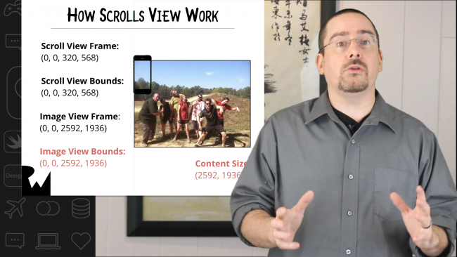 Part 1: Beginning Scroll Views