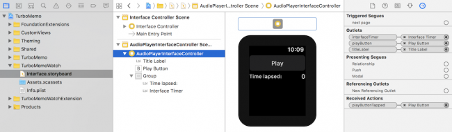 Audio Recording in watchOS Tutorial | raywenderlich com