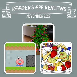 Readers' App Reviews – November 2017
