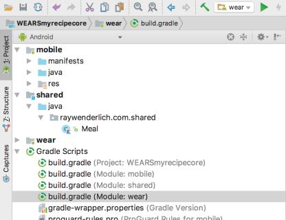 wear build.gradle