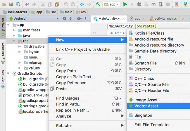 Android Design Support Library: Getting Started | raywenderlich com