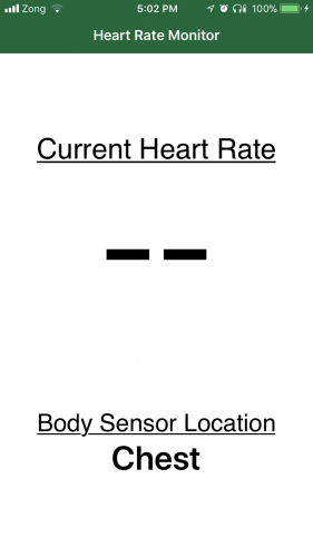 Core Bluetooth Tutorial for iOS: Heart Rate Monitor