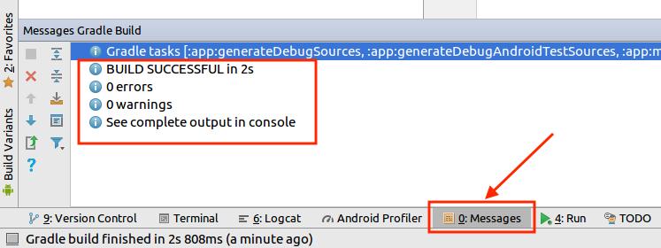 android studio logcat tab missing