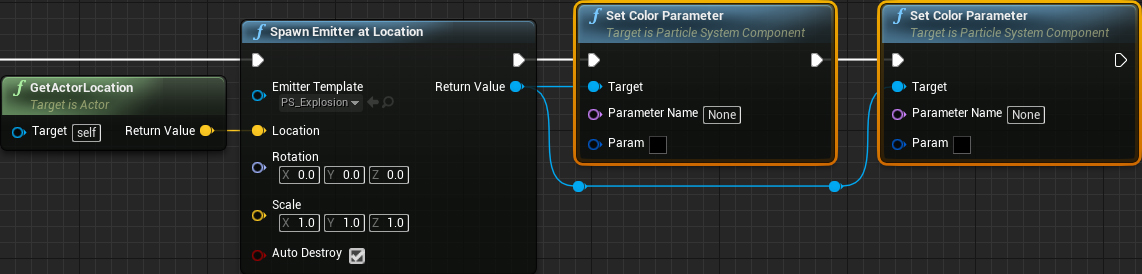 Unreal Engine 4 Particle Systems Tutorial | raywenderlich com