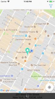 Google Maps iOS SDK Tutorial: Getting Started   raywenderlich.com