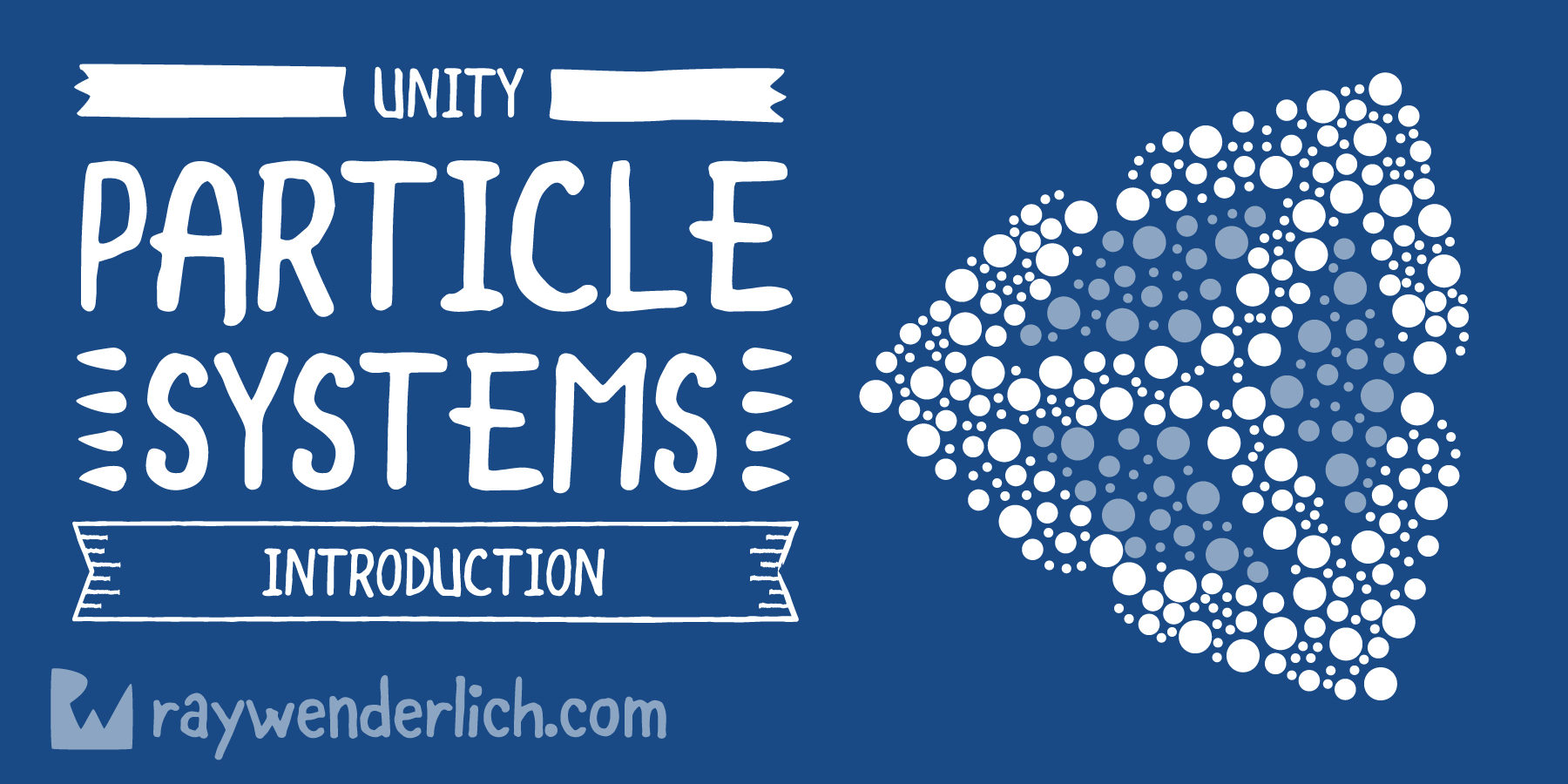 Introduction To Unity: Particle Systems | raywenderlich com