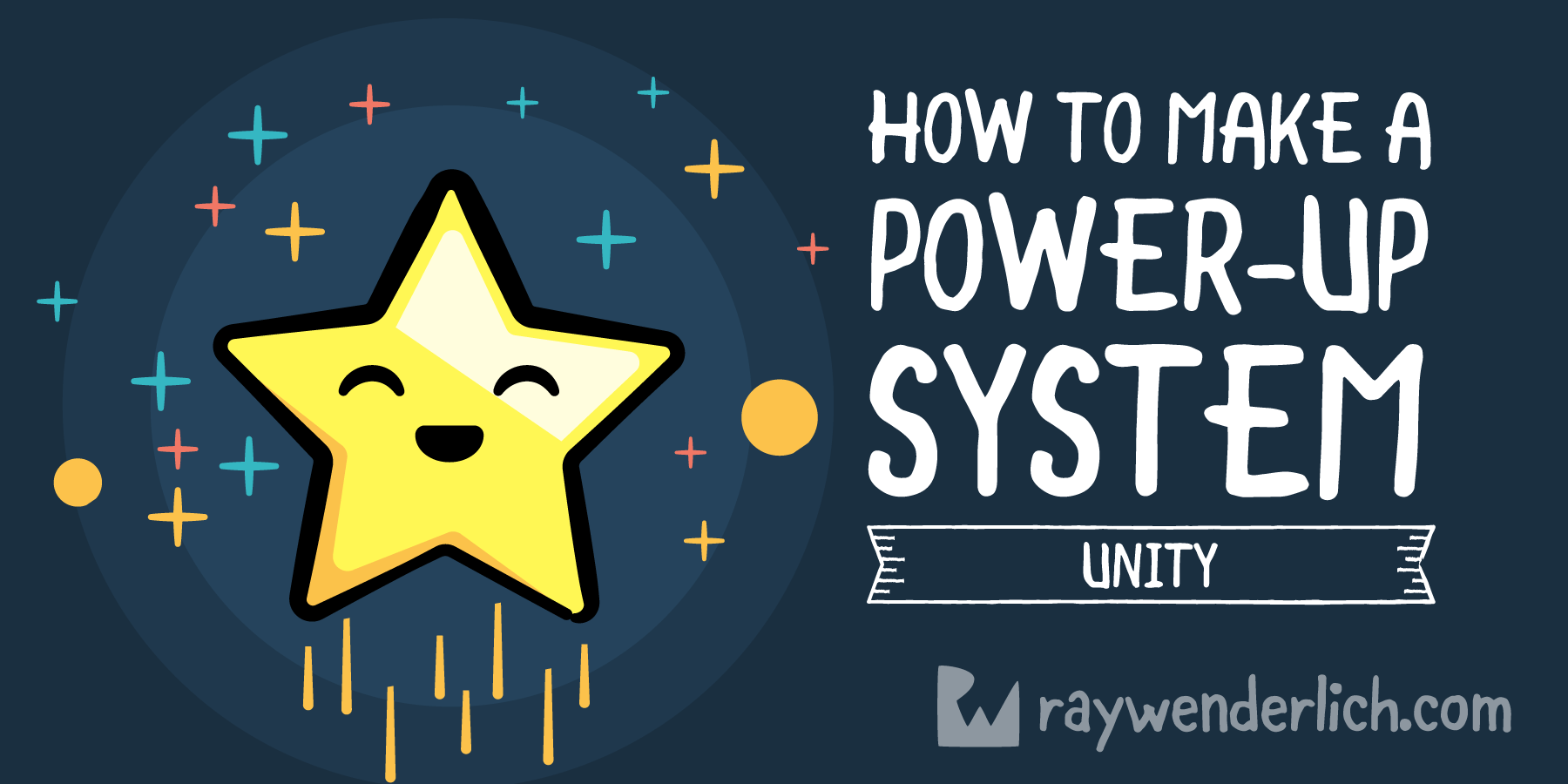 How to make a Power-Up System in Unity | raywenderlich com