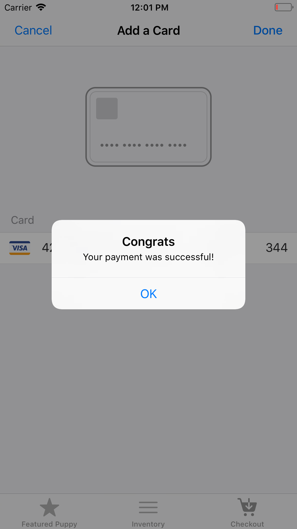 Accepting Credit Cards In Your iOS App Using Stripe