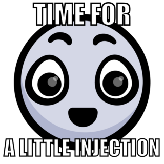 Time for injection