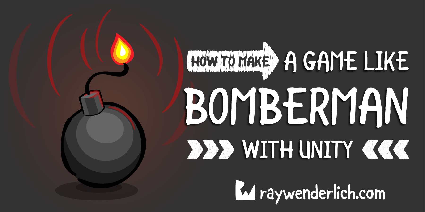 How To Make A Game Like Bomberman With Unity | raywenderlich com