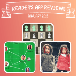 Readers' App Reviews – January 2018