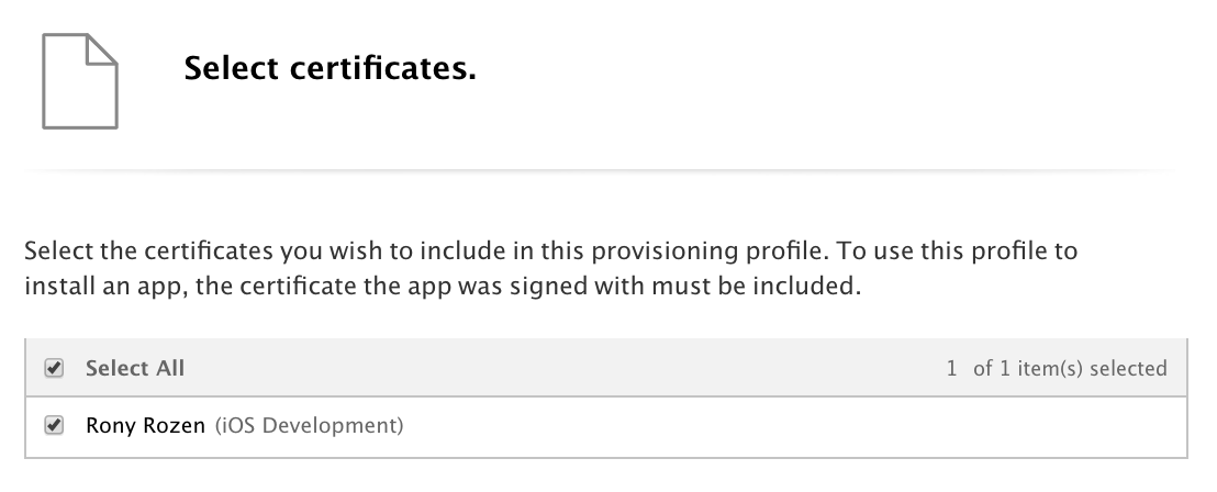 How to submit an app to apple from no account to app store part 1 submit an app altavistaventures Images