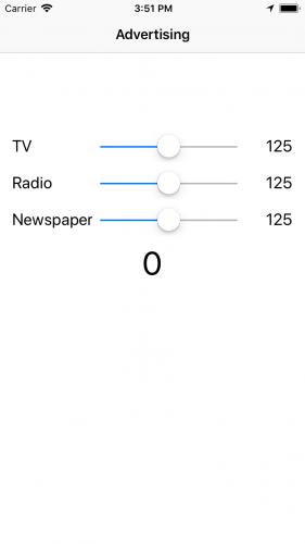 scikit-learn iOS