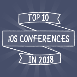 Top 10 iOS Conferences in 2018
