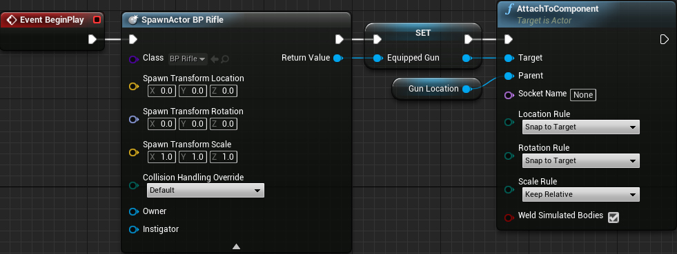 How to Create a Simple FPS in Unreal Engine 4