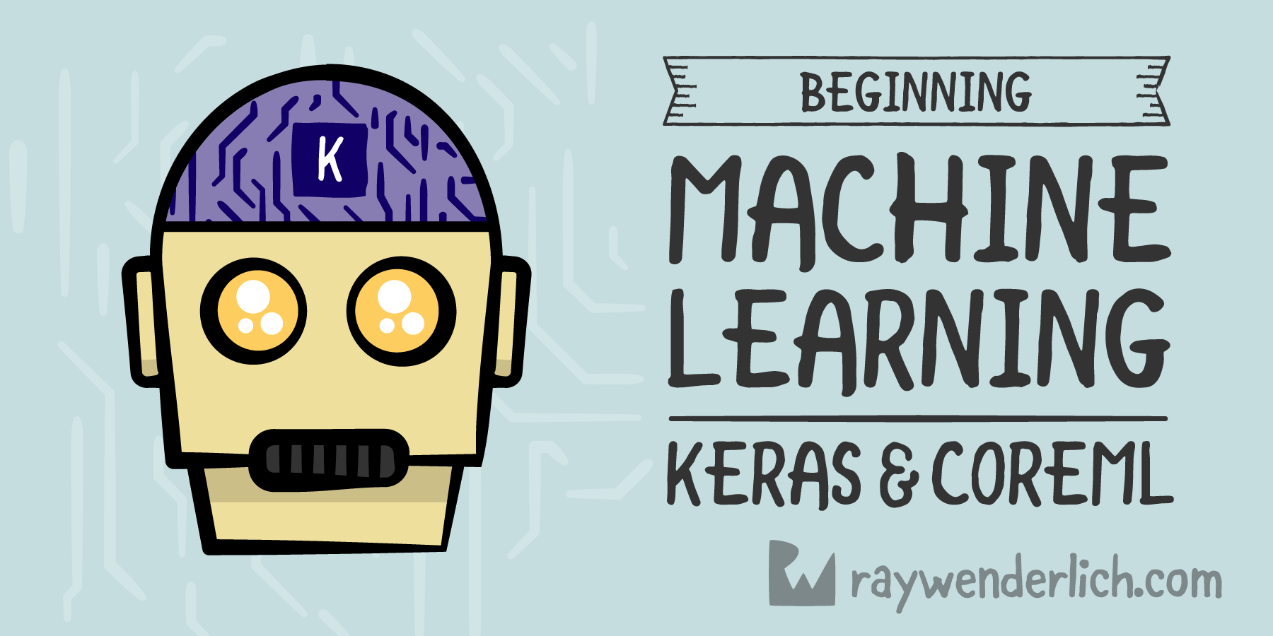 Beginning Machine Learning with Keras & Core ML | raywenderlich com