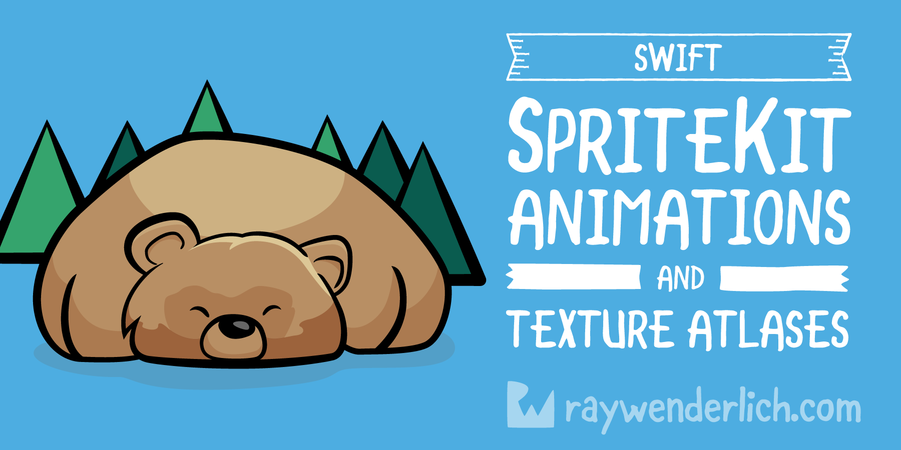 SpriteKit Animations and Texture Atlases in Swift