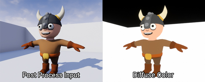 unreal engine 4 cel shading