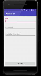 Starter app