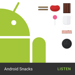 - Android Snacks Icon 250x250 - Looking for an Android Podcast?