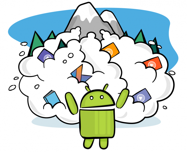 Introducing the Android Avalanche!