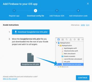 Firebase Remote Config tutorial for iOS