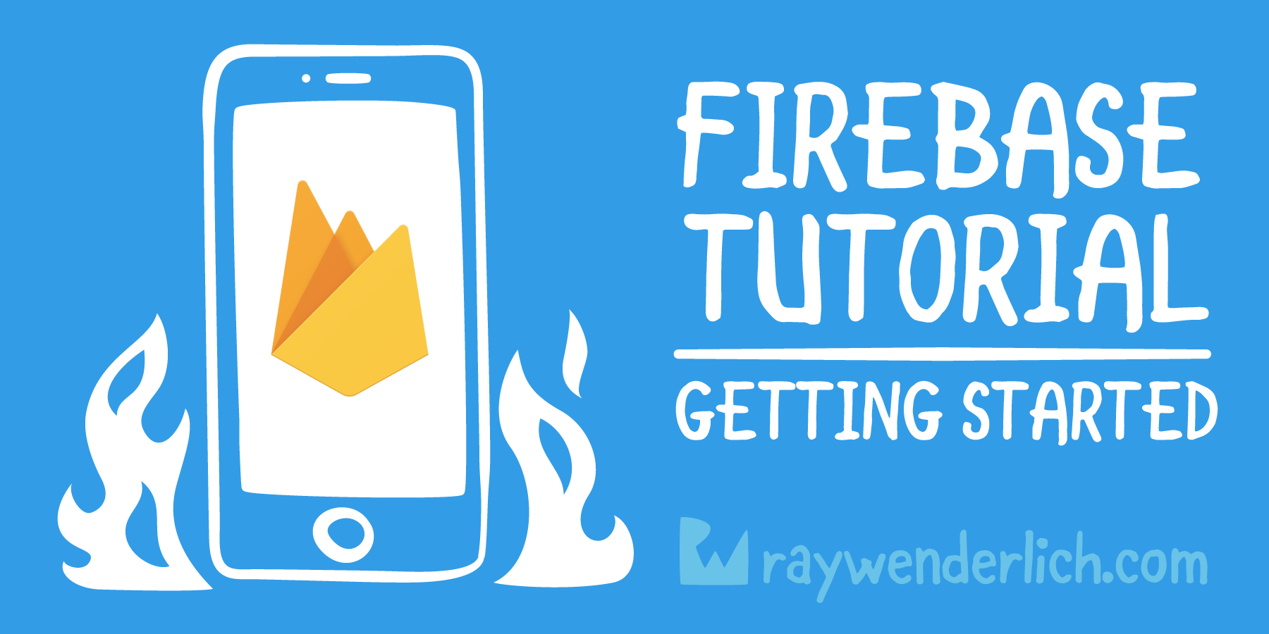 Firebase Tutorial: Getting Started | raywenderlich com