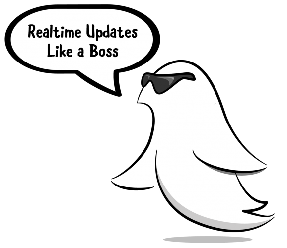 Real time updates