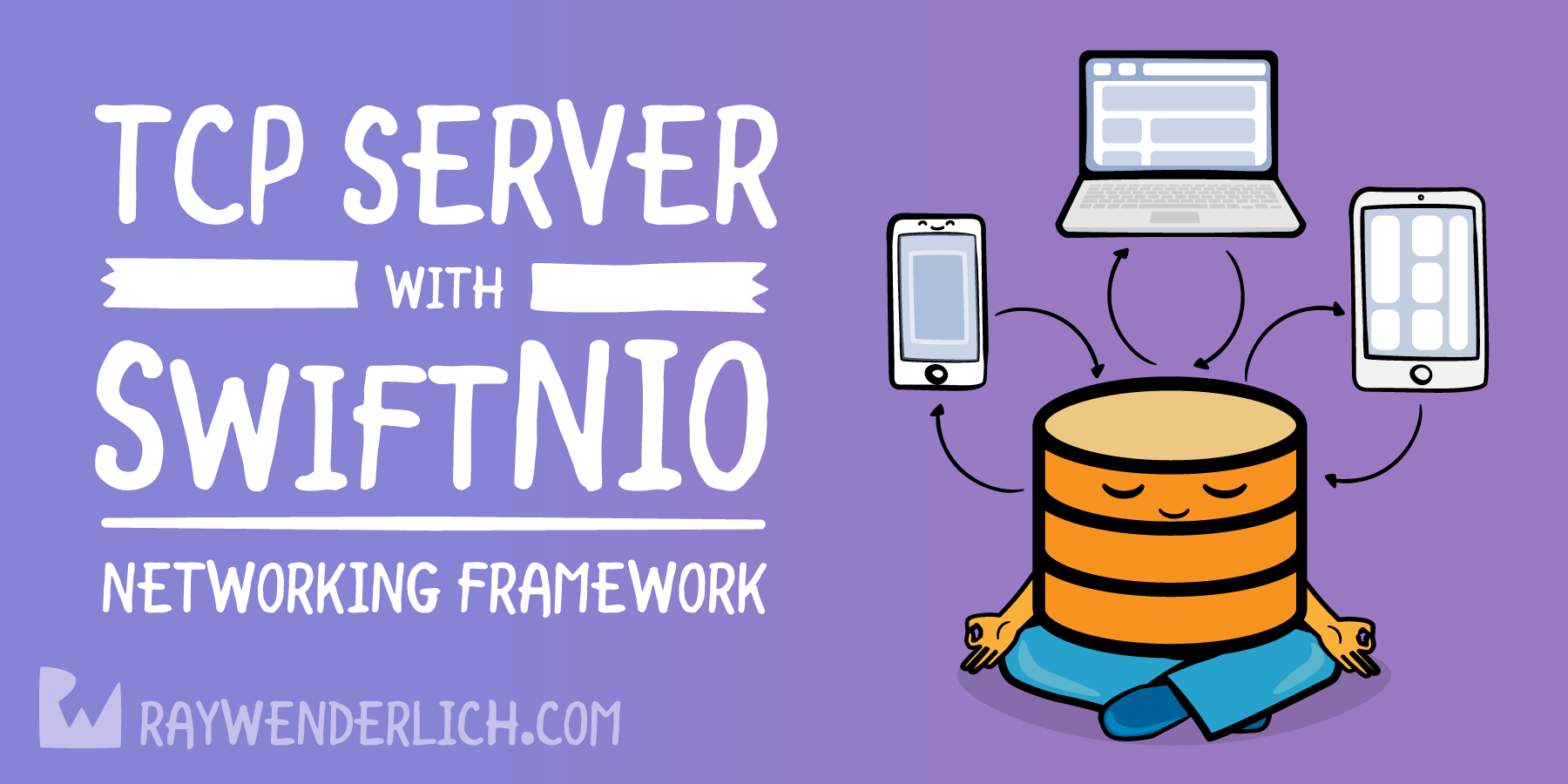 TCP Server With the SwiftNIO Networking Framework