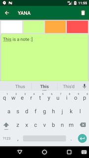 app note