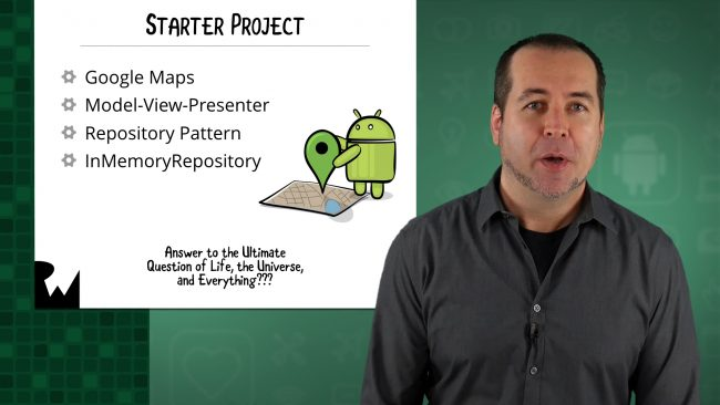 New Course: Saving Data on Android | raywenderlich com