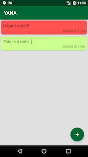 app multiple notes