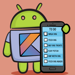 New Course: Your Second Kotlin Android App