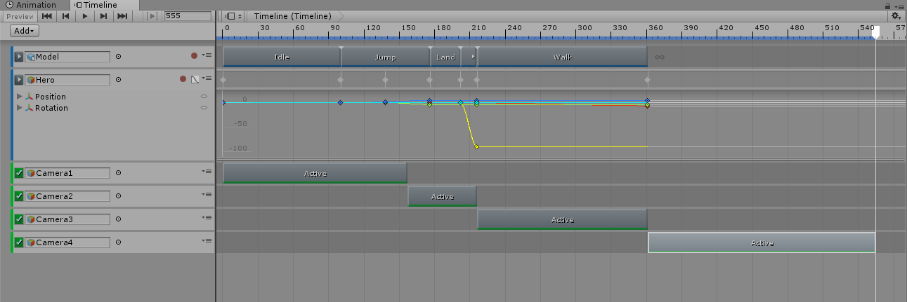 - 7 - Introduction to Unity Timeline