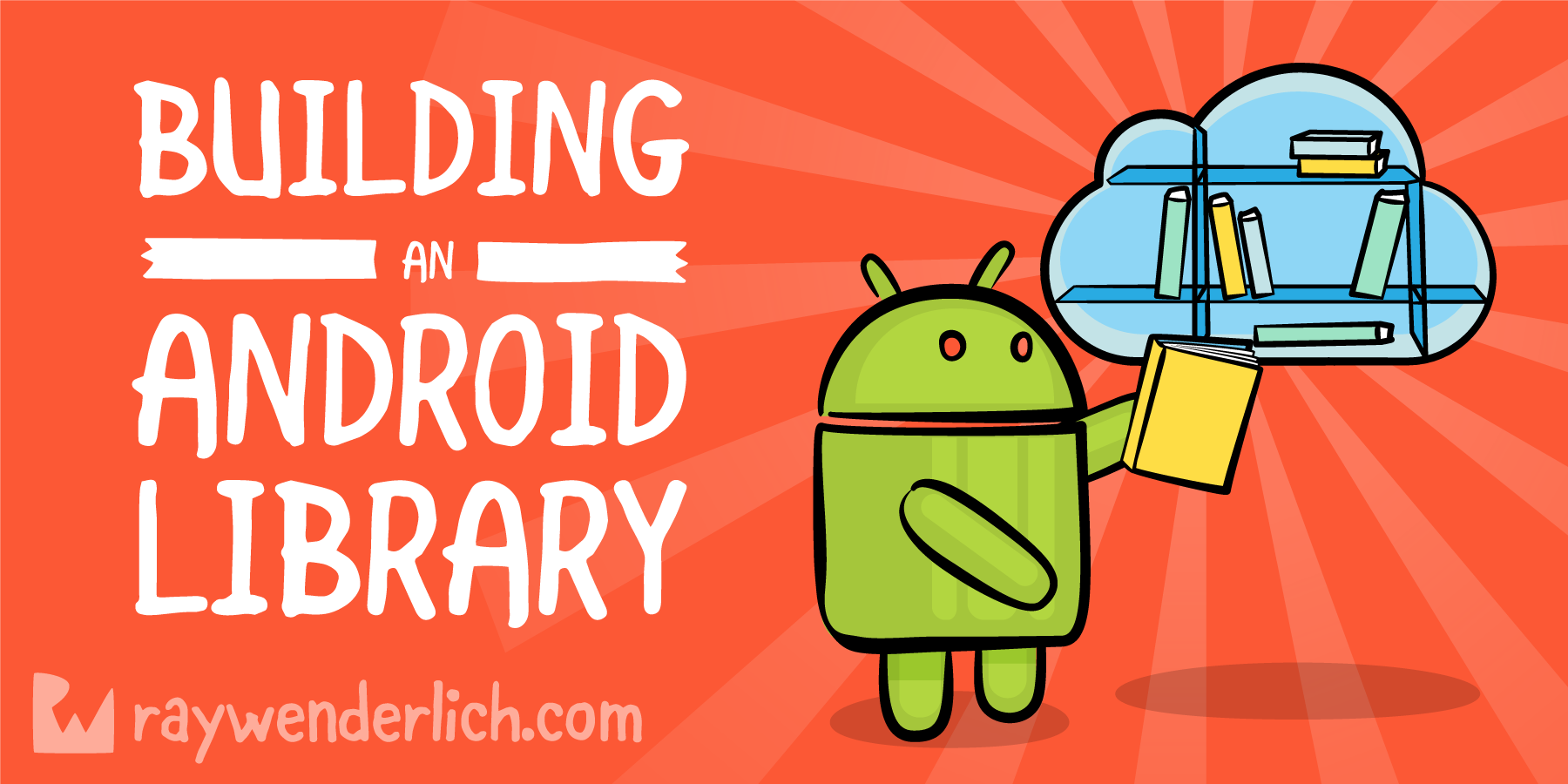 Building an Android Library Tutorial | raywenderlich com