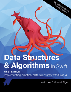 - cover algorithms - Data Structures and Algorithms in Swift: Radix Sort