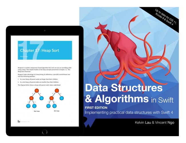 Understanding How Data Structures And Algorithms Work In Code Is Crucial  For Creating Efficient And Scalable Apps. Swiftu0027s Standard Library Has A  Small Set ...