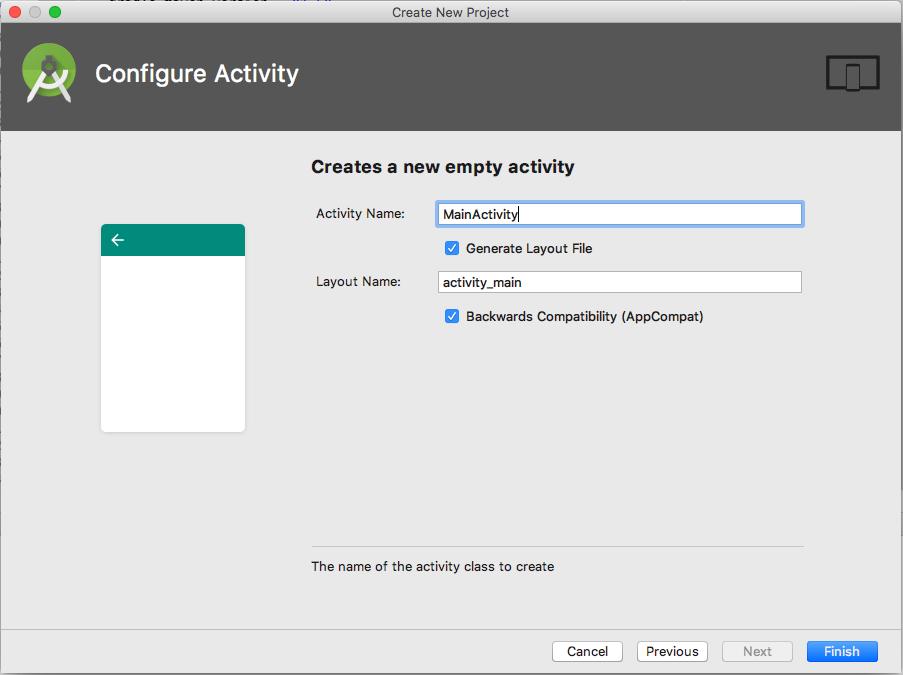 Create a Project - Google Drive Demo