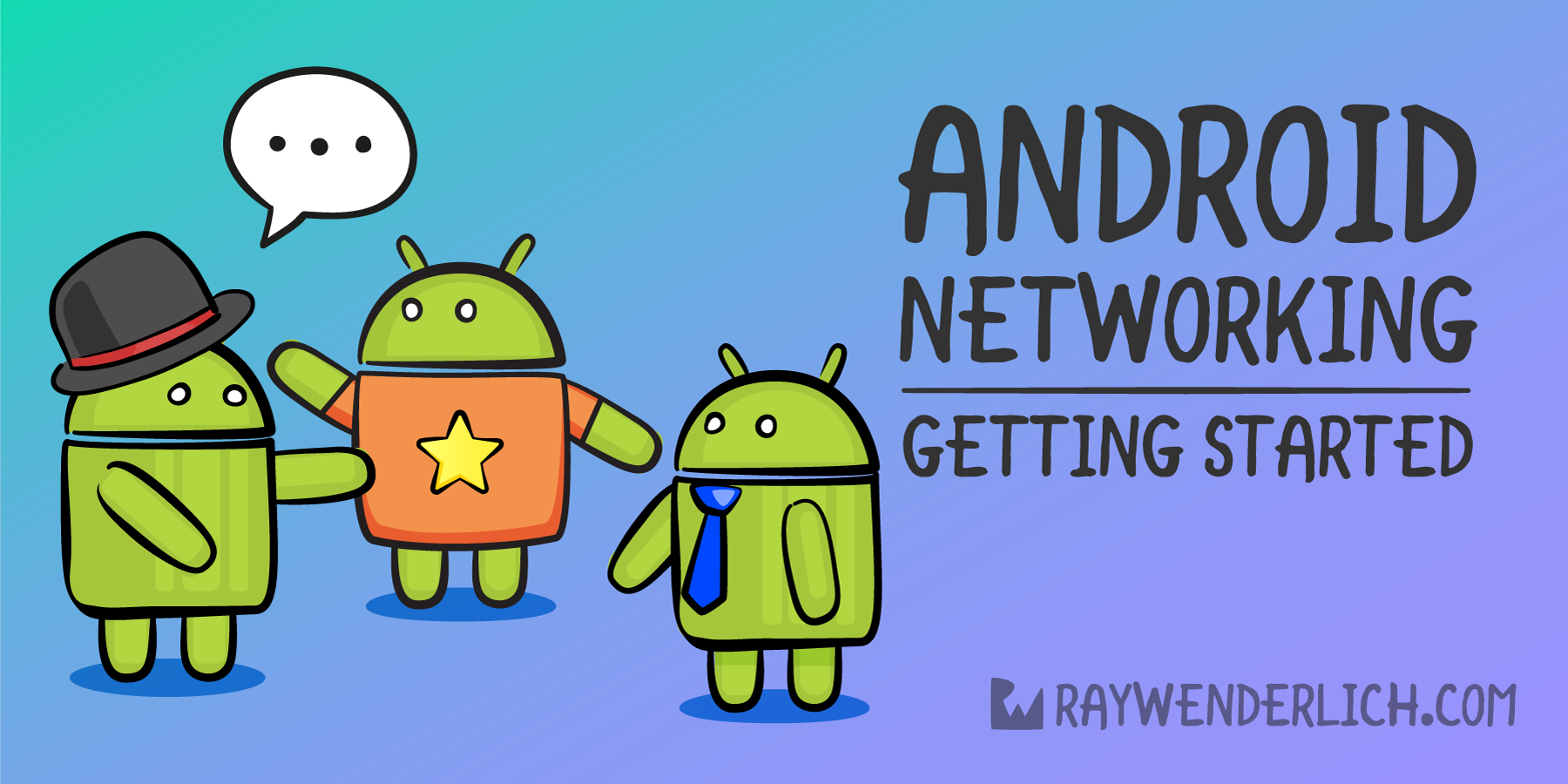 Android Networking Tutorial: Getting Started | raywenderlich com