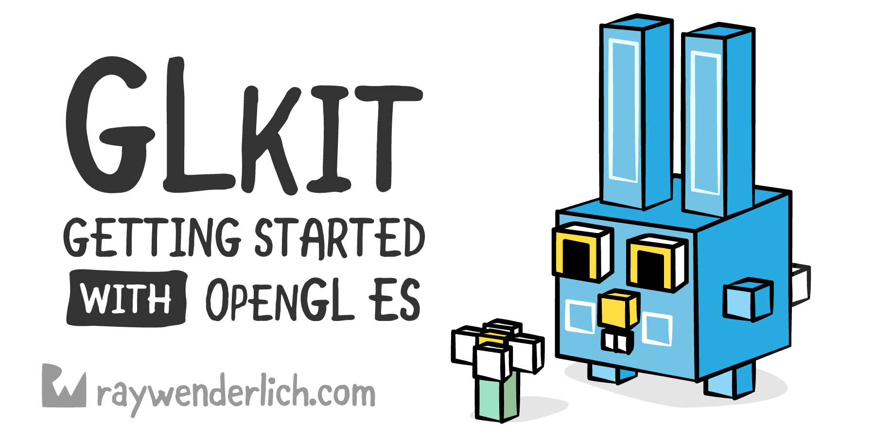 GLKit Tutorial for iOS: Getting started with OpenGL ES